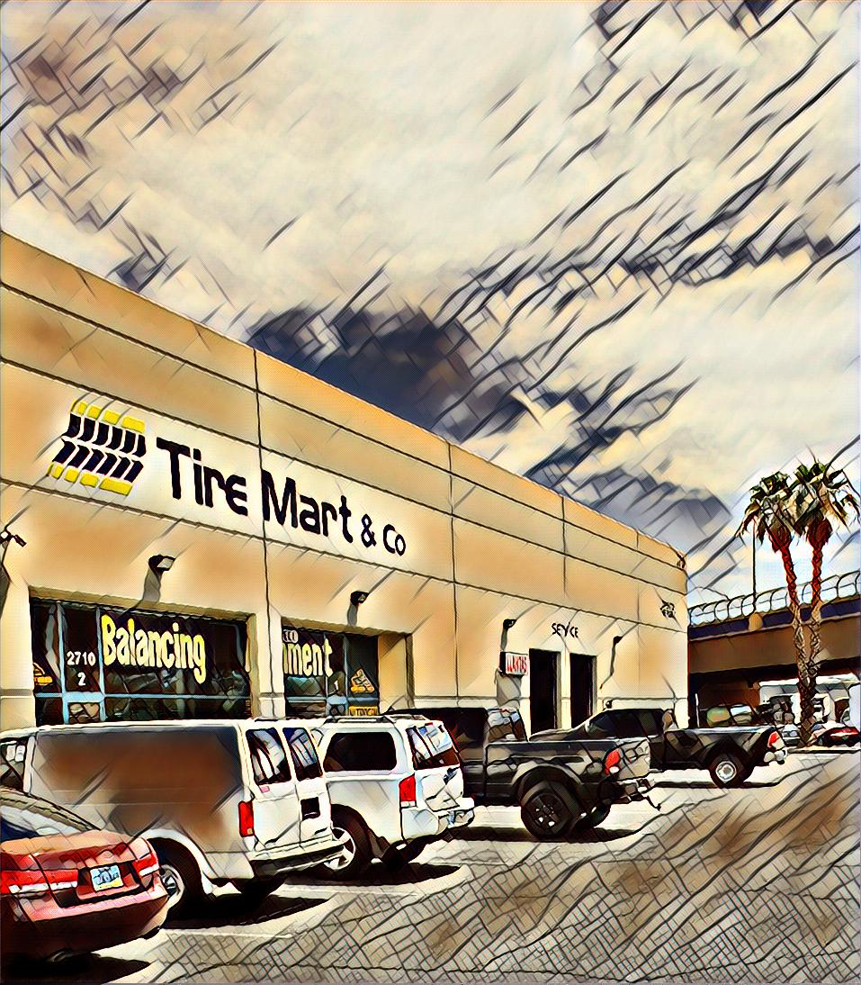 Tire Mart & Co. Losee